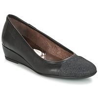 鞋子 女士 高跟鞋 Stonefly 斯通富莱 MAGGIE II 3 BIS GL/N 黑色