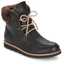 鞋子 女士 短筒靴 TBS ARIANA 黑色