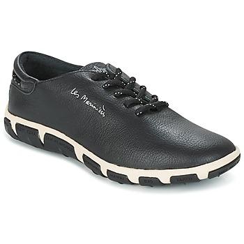 鞋子 女士 球鞋基本款 TBS JAZARU 黑色