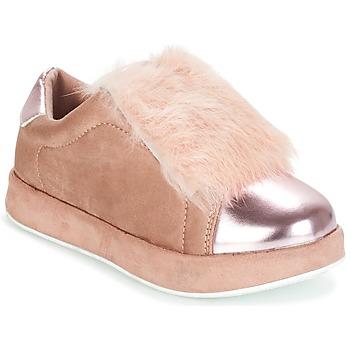 鞋子 女士 球鞋基本款 Coolway TOP 玫瑰色