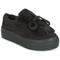 鞋子 女士 球鞋基本款 Coolway PLUTON 黑色