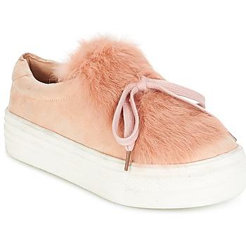 鞋子 女士 球鞋基本款 Coolway PLUTON 玫瑰色