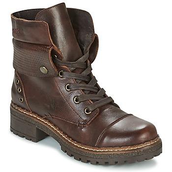 鞋子 女士 短筒靴 Coolway HAMMER 棕色