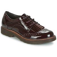 鞋子 女士 德比 Coolway PRAGA 波尔多红