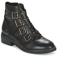 鞋子 女士 短筒靴 Coolway DENZEL 黑色
