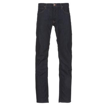 衣服 男士 直筒牛仔褲 Lee DAREN 藍色 / Brut