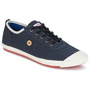 鞋子 男士 球鞋基本款 Faguo OAK01 海蓝色