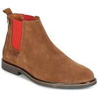 鞋子 男士 短筒靴 Faguo CORK02 棕色