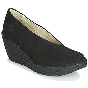 鞋子 女士 平底鞋 Fly London CUPIDO 黑色