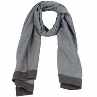 纺织配件 女士 围巾/披肩 Antik Batik ZOE 蓝色 / 棕色