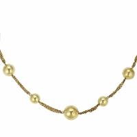 手表&珠宝 女士 项链 Antik Batik ASI NECKLACE 银色