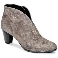 鞋子 女士 短靴 Ara MORTAD 灰色 / 银色