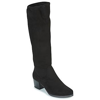 鞋子 女士 都市靴 Caprice BELLA 黑色