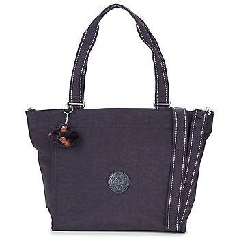 包 女士 购物袋 Kipling NEW SHOPPER 紫罗兰