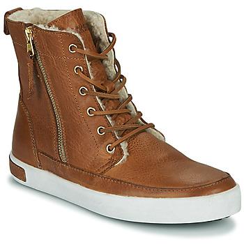 鞋子 女士 高帮鞋 Blackstone CW96 棕色