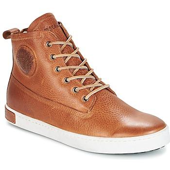 鞋子 男士 高帮鞋 Blackstone GM06 棕色