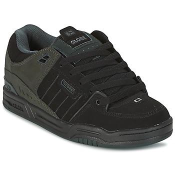 鞋子 男士 球鞋基本款 Globe FUSION 黑色