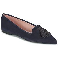 鞋子 女士 平底鞋 Pretty Ballerinas ANGELIS NAVY BLUE V007 /ANGELIS BALDER 蓝色