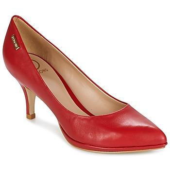 鞋子 女士 高跟鞋 Dumond MASTIZE 红色