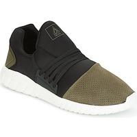 鞋子 男士 球鞋基本款 Asfvlt AREA LOW 黑色 / 卡其色