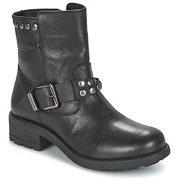 鞋子 女士 短筒靴 Les Tropéziennes par M Belarbi LIAM 黑色