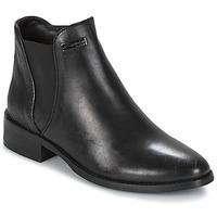 鞋子 女士 短筒靴 Les Tropéziennes par M Belarbi NACRE 黑色