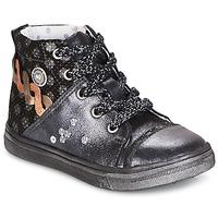 鞋子 女孩 短筒靴 Catimini ROUSSEROLLE 灰色 / 银灰色