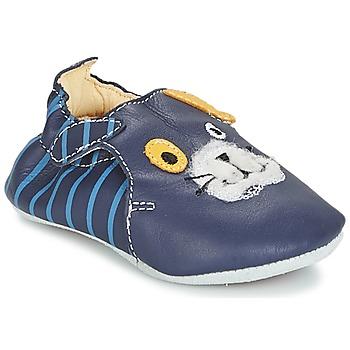 鞋子 男孩 拖鞋 Catimini RHODODENDRON 蓝色