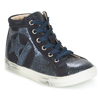 鞋子 女孩 高幫鞋 GBB MARTA Vtc / 海藍色