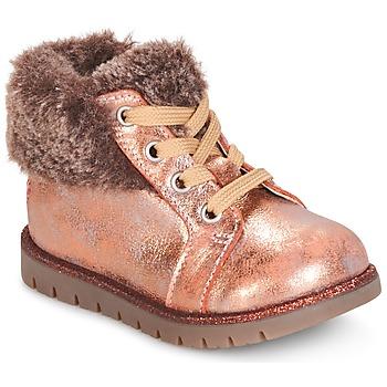 鞋子 女孩 短筒靴 GBB RENATA 玫瑰色