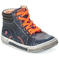 鞋子 男孩 高幫鞋 GBB RALPH 藍色
