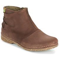 鞋子 女士 短筒靴 El Naturalista ANGKOR 棕色