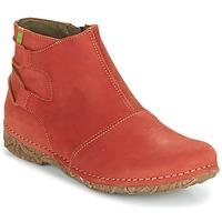 鞋子 女士 短筒靴 El Naturalista ANGKOR 橙色