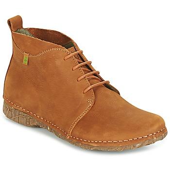 鞋子 女士 短筒靴 El Naturalista ANGKOR 驼色