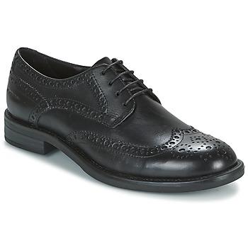 鞋子 女士 德比 Vagabond AMINA 黑色