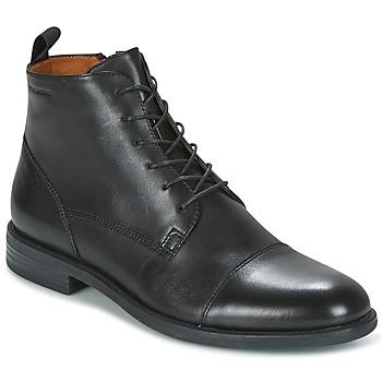 鞋子 男士 短筒靴 Vagabond SALVATORE 黑色