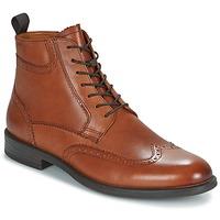 鞋子 男士 短筒靴 Vagabond SALVATORE 棕色