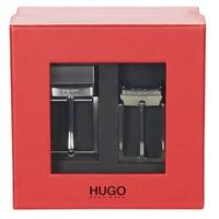 纺织配件 男士 腰带 HUGO - Hugo Boss GIBILSY 黑色