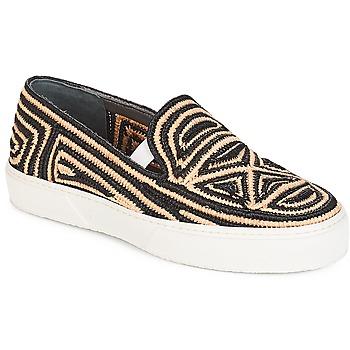 鞋子 女士 平底鞋 Robert Clergerie  黑色 / 米色