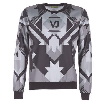 衣服 男士 卫衣 Versace Jeans B7GQA7F5 黑色 / 灰色