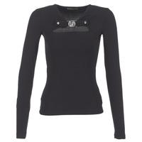 衣服 女士 女士上衣/罩衫 Versace Jeans B2HQA732 黑色