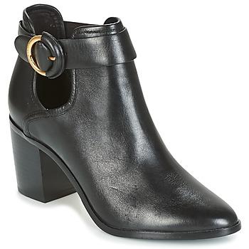 鞋子 女士 短靴 Ted Baker 泰德贝克 SYBELL 黑色