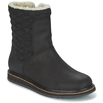 鞋子 女士 雪地靴 Helly Hansen 海丽汉森 SERAPHINA 黑色