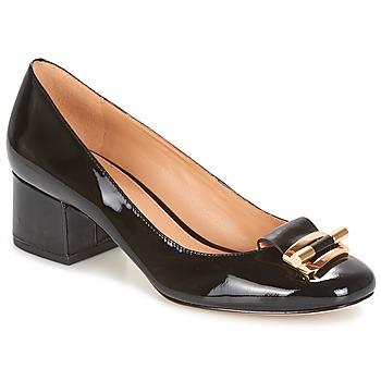 鞋子 女士 高跟鞋 Michael by Michael Kors GLORIA MID PUMP 黑色