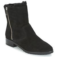 鞋子 女士 短筒靴 Michael by Michael Kors ANDI FLAT BOOTIE 黑色