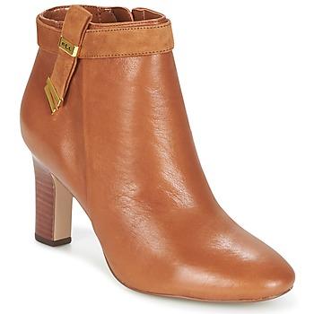 鞋子 女士 短靴 Ralph Lauren BRIN 棕色