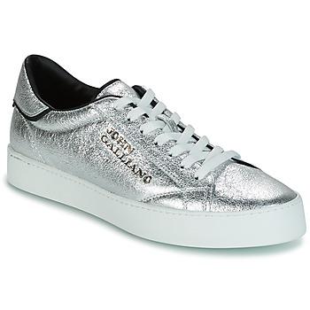鞋子 男士 球鞋基本款 John Galliano FIUR 银灰色
