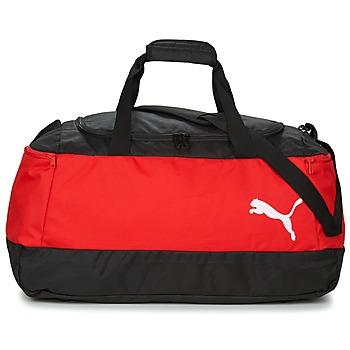 包 运动包 Puma 彪马 PRO TRAINING II MEDIUM BAG 黑色 / 红色