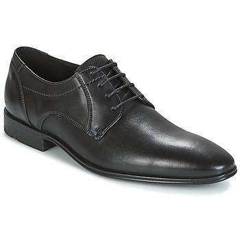 鞋子 男士 德比 LLOYD OSMOND 黑色