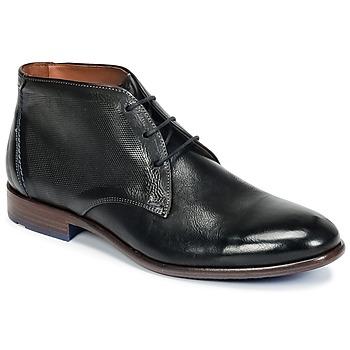 鞋子 男士 短筒靴 LLOYD FIETE 黑色